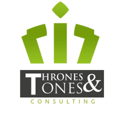 thrones and tones